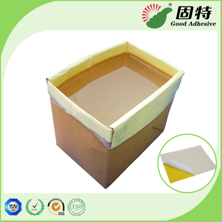 Colorless Pressure Sensitive Hot Melt GlueFor Insect Glue Traps Board