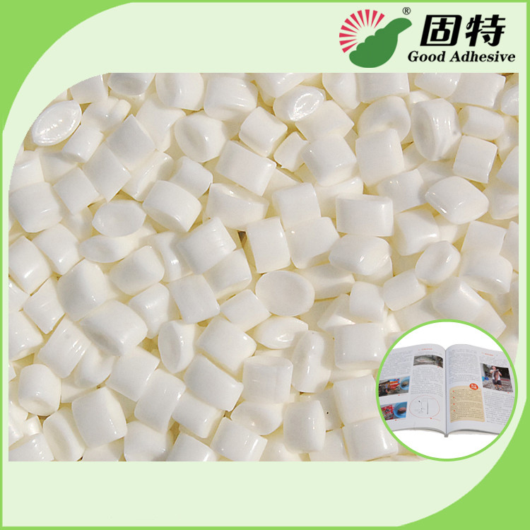 Low Grams Coated Paper Spine Hot Melt Adhesive For Bookbinding